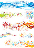 Дизайн цвета Стоковое фото RF