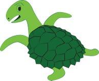 Дизайн черепахи младенца Стоковые Фото