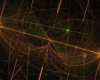 Дизайн шаблона абстрактного цифрового воображения элегантности flam фрактали графического декоративный представить, энергия иллюстрация вектора