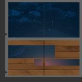 Дизайн шаблона брошюры Стоковое Изображение RF