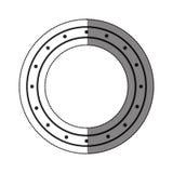 Дизайн штемпеля уплотнения Стоковое Изображение RF