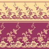 Дизайн set20 шнурка Стоковая Фотография RF