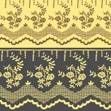 Дизайн set16 шнурка Стоковые Изображения