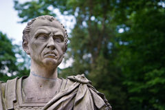 диктатор julius цезаря римский стоковая фотография