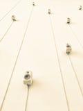 Дикторы стены Стоковая Фотография RF
