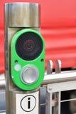 диктор информации стоковое фото rf
