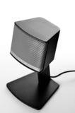 диктор компьютера Стоковое фото RF
