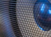 Диктор музыки стоковая фотография rf