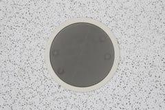 Диктор потолка Стоковое фото RF