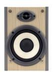диктор fi высокий изолированный Стоковые Фотографии RF
