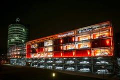 Дилерские полномочия Benz Мерседес в Мюнхене Стоковые Фотографии RF