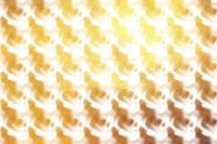 Динамическая современная золотая цифровая картина дизайна текстуры на белой предпосылке абстрактное творческое вектор изображения бесплатная иллюстрация
