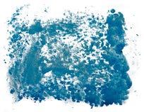 Динамический выплеск краски Стоковая Фотография RF