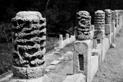 династия моста ming стоковые изображения