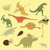 Динозавры Стоковые Фотографии RF