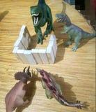 динозавр стоковые фото