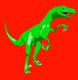 Динозавр 4 Стоковые Изображения RF