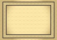 диплом сертификата Стоковые Изображения RF