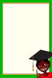 Диплом шаблона школы бесплатная иллюстрация
