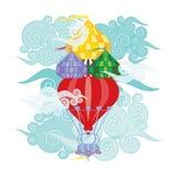 Дирижабль пятое Стоковые Фото