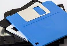 диски компьютера неповоротливые Стоковое Изображение