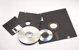 диски неповоротливые Стоковые Изображения