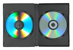 диски случая стоковое изображение rf