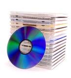 диски Стоковые Фотографии RF