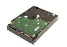 Дисковод жесткого диска HDD изолированный на белой предпосылке Стоковое Изображение