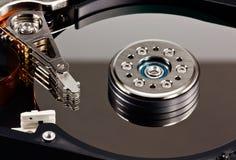 дисковод 4 компьютеров трудный Стоковые Фотографии RF