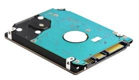 Дисковод жесткого диска или HDD изолированные на белой предпосылке Стоковые Фотографии RF