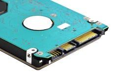 Дисковод жесткого диска или HDD изолированные на белой предпосылке Стоковая Фотография RF
