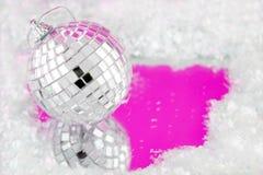 диско рождества стоковые фото
