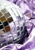 диско шарика глянцеватое Стоковые Изображения RF