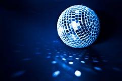 диско шарика предпосылки Стоковое Изображение