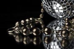 диско шарика шарика Стоковое Изображение