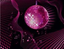 диско шарика Стоковое Изображение