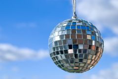 диско шарика Стоковая Фотография