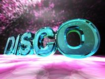 диско Стоковые Изображения