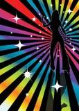 диско Стоковое Изображение RF