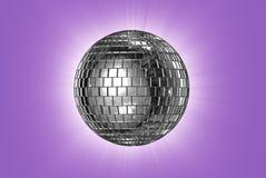 диско cgi шарика иллюстрация вектора