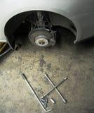 диск автомобиля Стоковое Изображение RF