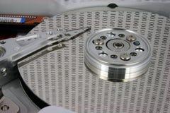 диск бинарного диска трудный Стоковое Изображение
