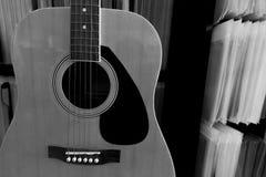 Диск гитары и звука Стоковое Изображение RF
