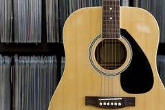 Диск гитары и звука Стоковая Фотография RF