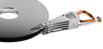 диск диска рукоятки привода трудный Стоковые Изображения RF