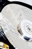 Диск жесткия диска Стоковые Изображения RF