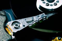 Диск жесткия диска Стоковое Изображение RF