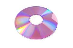 диск изолировал лазер стоковое изображение