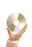 диск оптически Стоковая Фотография